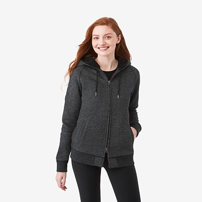 Women's COPPERBAY Roots73 FZ Hoody