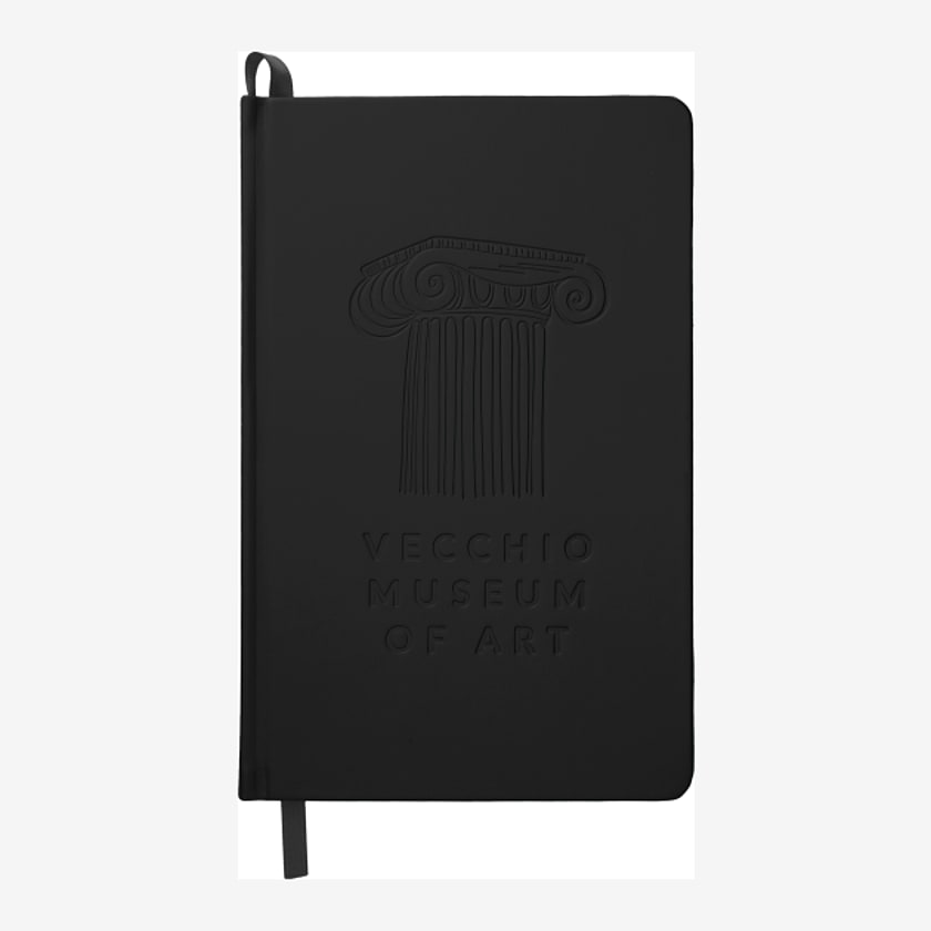 "5.5"" x 8.5"" FUNCTION Hard Bound Notebook"