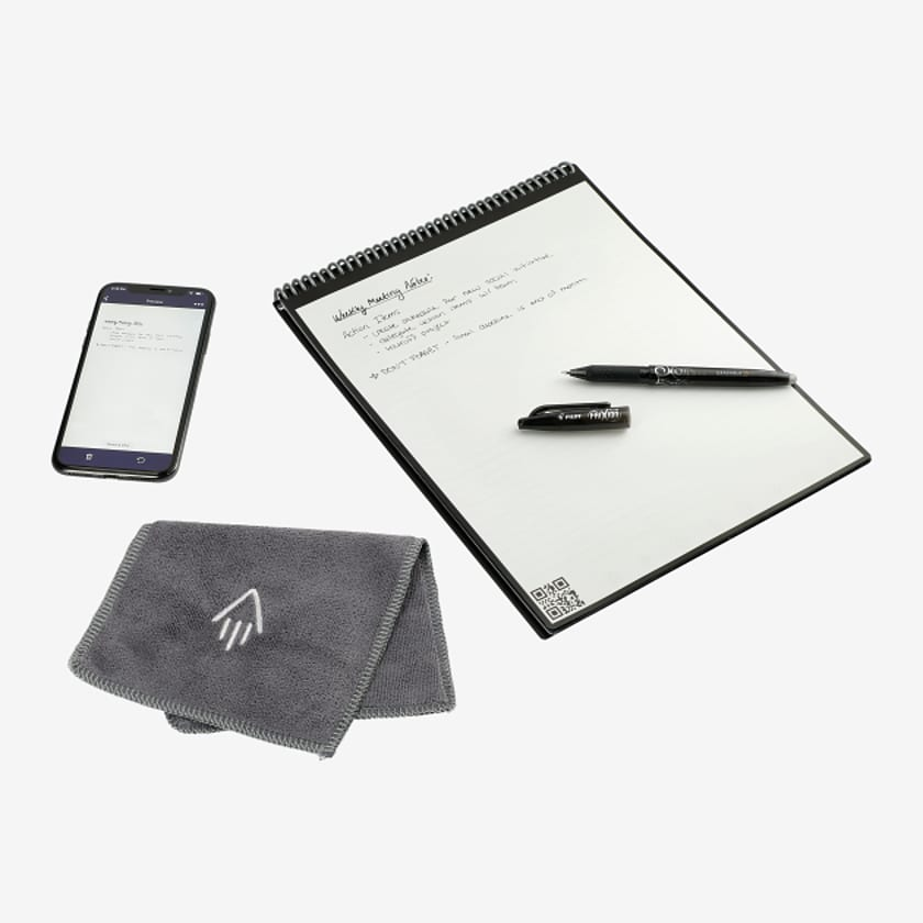 RocketBook Letter Flip Notebook Set
