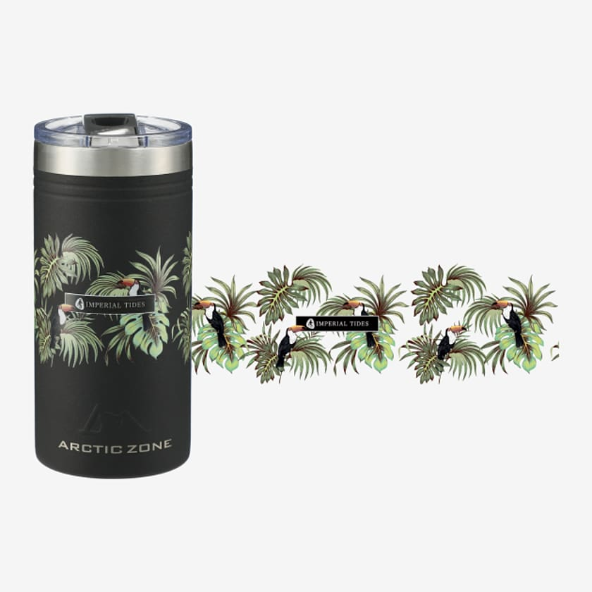 Arctic Zone® Titan Thermal HP® Slim Cooler 12oz