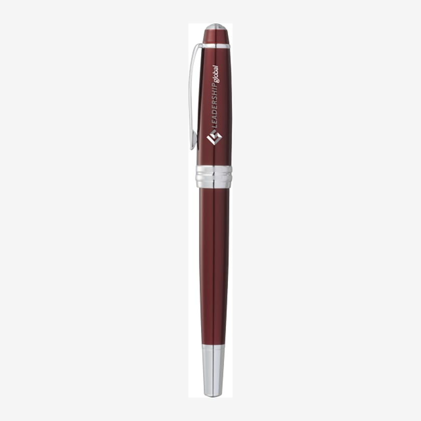 Cross® Bailey Red Lacquer Roller Ball