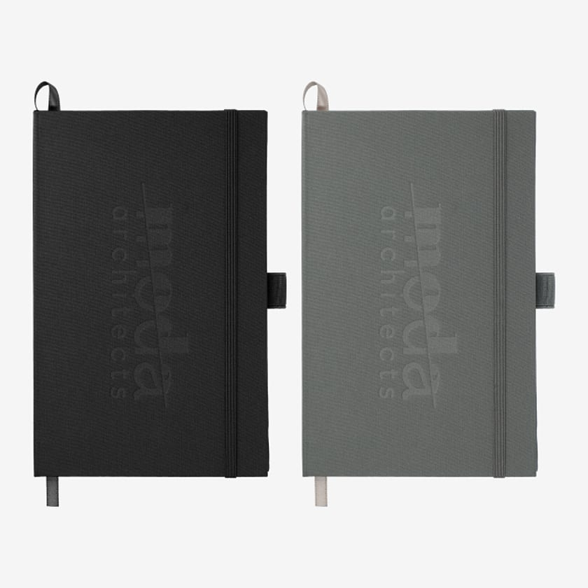 "5.5"" x 8.5"" Noto Lay Flat Hard Bound Journalbook®"