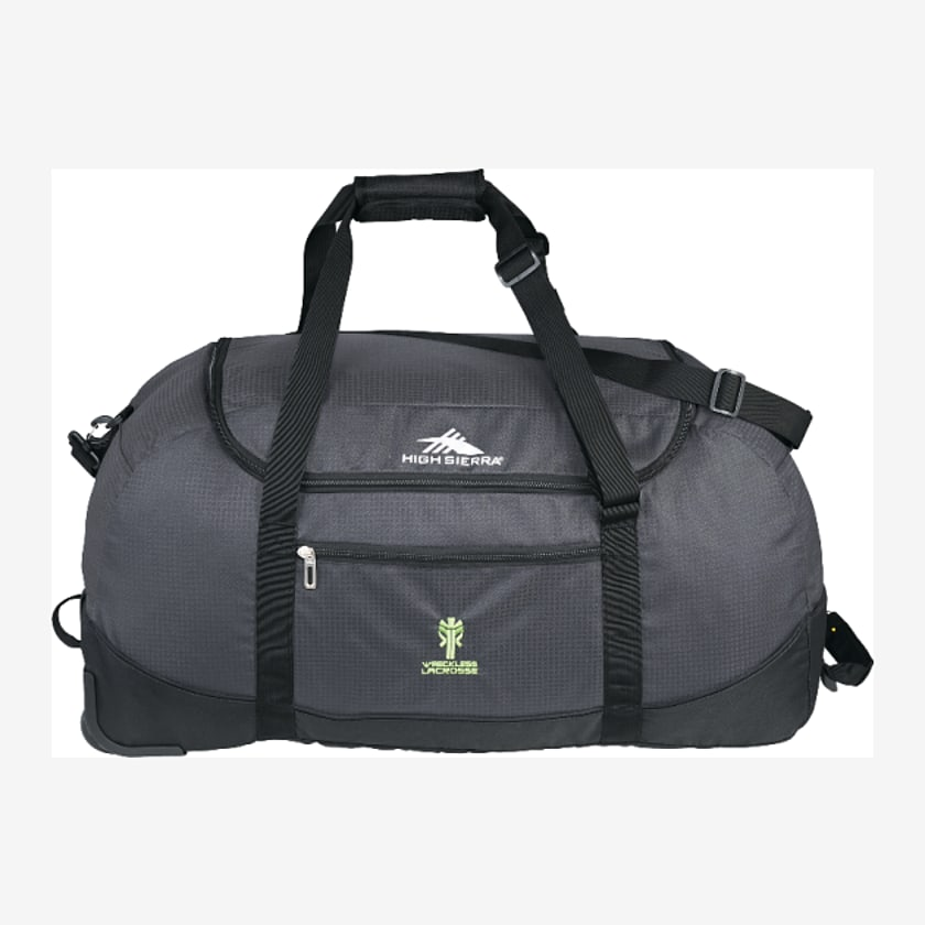 "High Sierra® Packable 30"" Wheel-N-Go Duffel Bag"