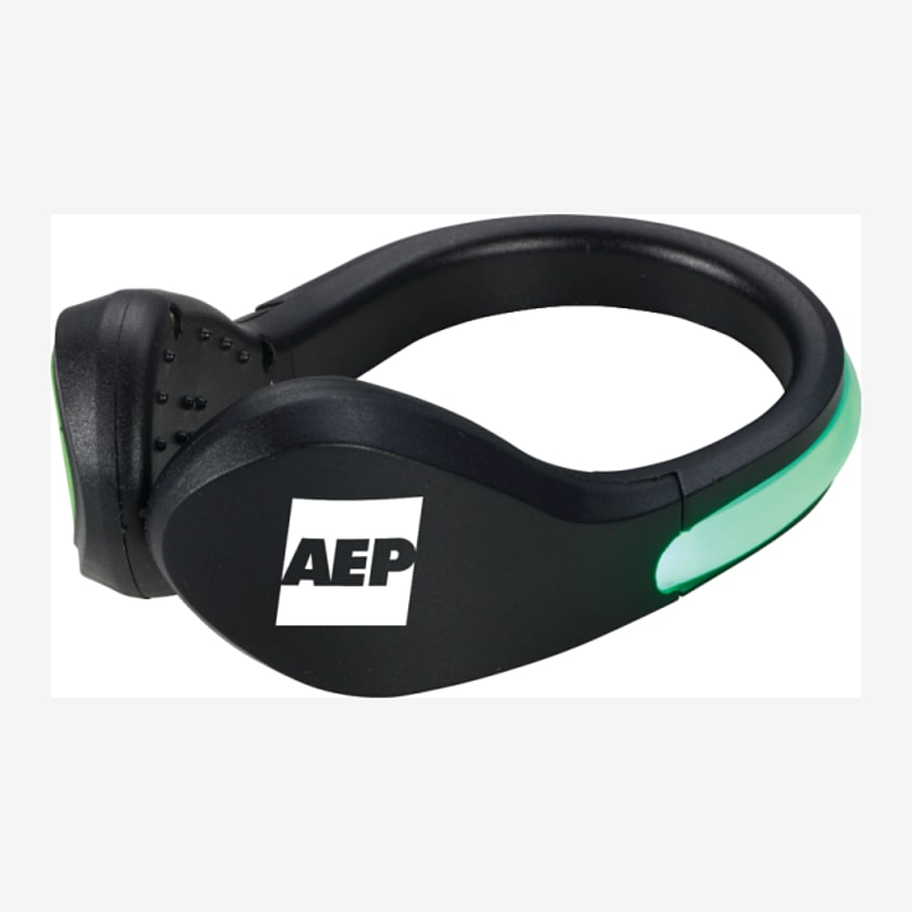 Safety LED Shoe Clip
